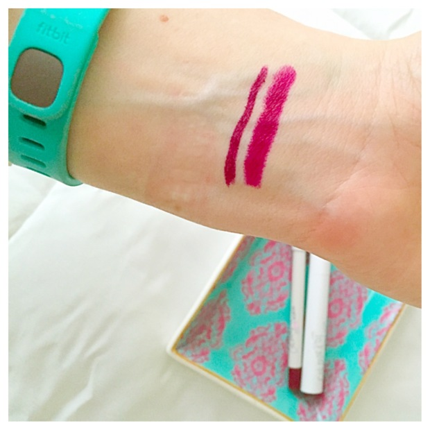 colour pop lippie stix pencil LBB swatches
