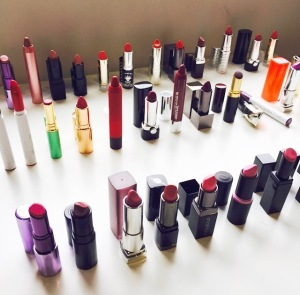 the zoe project 30 days of lipstick