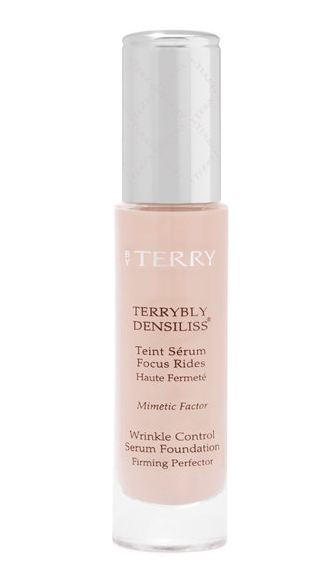 Terrybly Densiliss Wrinkle Control Serum Foundation review shade 2 cream ivory